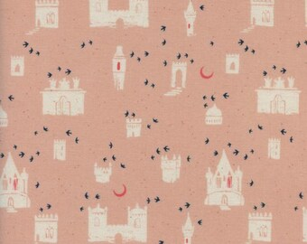 SALE - Cotton + Steel - From Porto with Love Collection - Evora in Pink