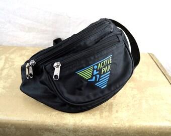 Vintage 80s 90s Fanny Pack - Active Pak