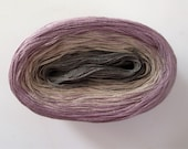 GENERATION --mega--  Color Changing Cotton yarn  865 yards/180 gr  Fingering Weight