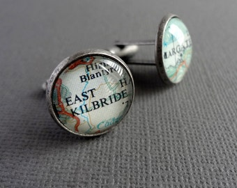 Cufflinks for Morgan -  Fryeburg, Maine