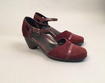 size 39 leather Dansko sandals