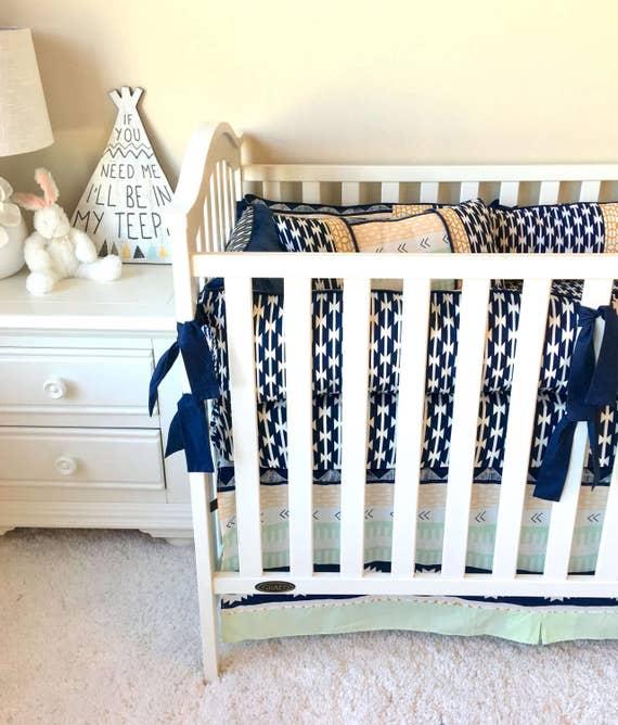 Crib Bedding Set Parts
