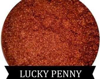 LUCKY PENNY Copper Eyeshadow  Makeup