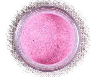 Light Pink Luster Dust, Edible Luster Dust, Cotton Candy Luster Dust, Edible Luster Powder, FDA Approved Luster Dust, Blue Decorating Luster