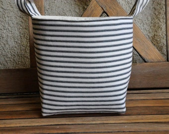 Storage and Organization Fabric Basket - Container Bin - Fabric Bin Basket