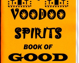 7 VOODOO SPIRITS book of good luck