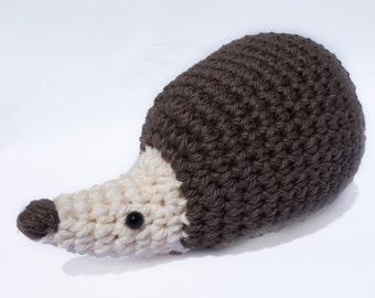 Amigurumi Hedgehog