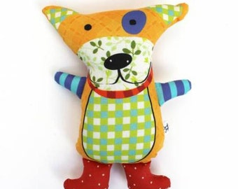 Doug the Dog Sewing Kit, A Stuffed Toy, by Jennifer Jangles,  # KT-5333 - FREE SHIPPING