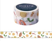 Mark's Japanese Washi Masking Tape - Japan Series / Japanese Food Oden 20mm wide for packaging, party deco, crafting