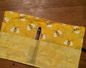 Spring sale sale sale Crayon Roll up Bubble bee