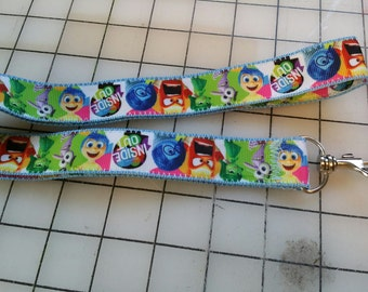 Inside Out Lanyard