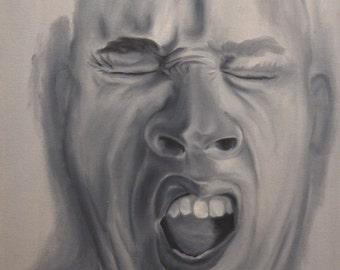 The Yawning  **Original Art**