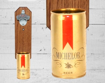 Arrowhead Beer Bottle Opener With Vintage Wall Mounted By