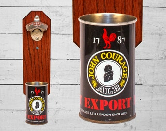 Double Diamond Beer Bottle Opener With Vintage Ind By Handysam