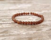 RAW Baltic Amber Bracelet - toddlers, kids, teens, adults, natural pain relief, unpolished amber bracelet, beaded bracelet