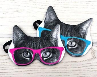 gee whiskers series: cat nap sleep mask