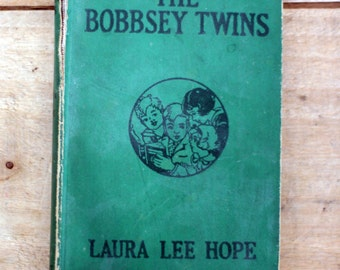 vintage the bobbsey twins by laura lee hope