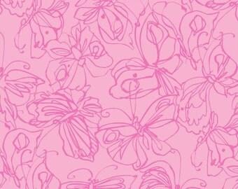 Maywood Studios, Calypso (Pink) 1 yard