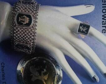 Book of Siam Sterling Nieloware Jewelry, Reference Book of Nieloware Jewelry