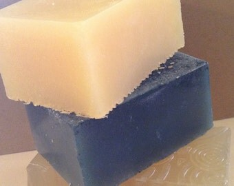 3 Pack~MIX & MATCH~~organic Tamanu Nut oil or Sea Buckthorn oil- 100% Natural Herbal Therapy Soaps~~Free U.S. Shipping
