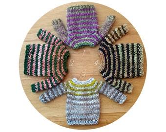 Blythe Multicolor Wool Sweater