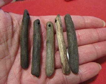 Driftwood Stick Pendants (5)