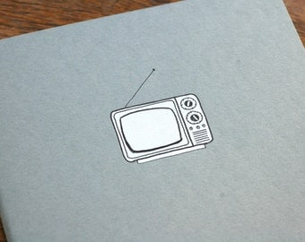 Television Notebook - TV Cahier