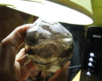 Enhydro Quartz from Minas Gerais; Brazil