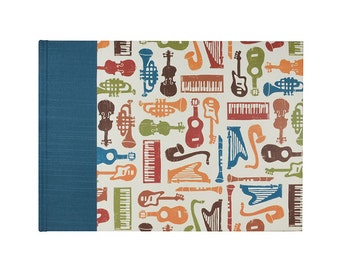 Music Composition Book All that JAZZ