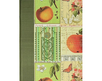 Recipe Book Blank  ORCHARD
