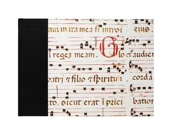 Music Composition Book ANTIQUE COMPOSITION