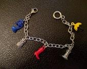Legendary charm bracelet