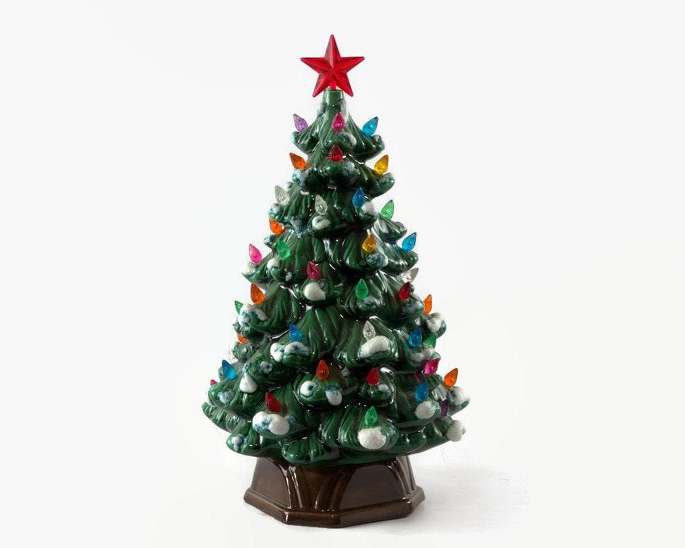 Sterling Silver Christmas Tree Charm