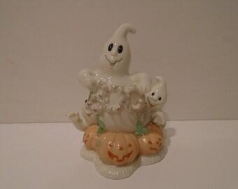 Lenox Halloween ghosts