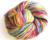 Knitters for Peace - MyPrecious - Sock base - Handdyed fingering weight yarn wool nylon