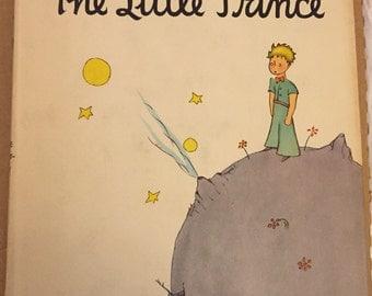 Vintage Book THE LITTLE PRINCE -Antoine De Saint-Exupery