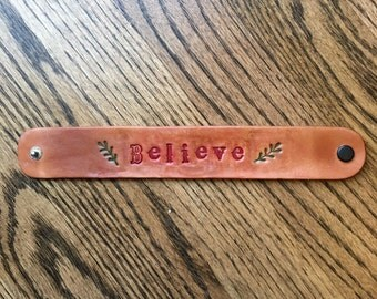 Believe Cuff (SALE)