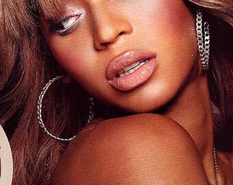 Beyonce in Christie Martin (Honey Magazine)