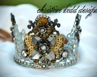 Bridal crown, theater, wedding, costume, photo prop, queen, mermaid, princess tiara