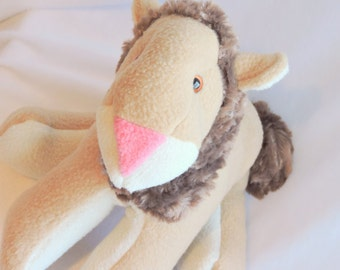 little lion plush toy