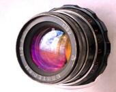 1965 Made. Antique! Fast! USSR Russian Balck Jupiter-8 50/f2 (Sonnar Copy) for Leica, Zorki M39 ltm Lens + Cap + Box!