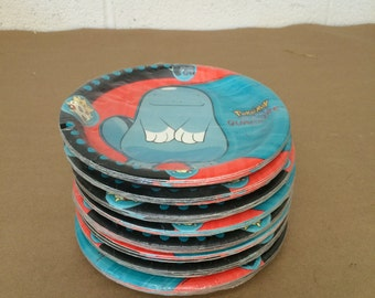 Lot of Old New Stock Pokeman Party Supplies
