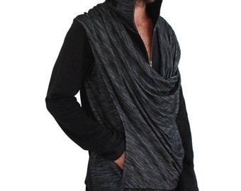New Men's Wrap Jacket