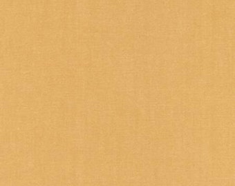 Mustard Yellow Light Weight Chambray, Interweave Chambray Collection by Robert Kaufman