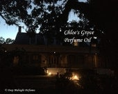 CHLOE'S GROVE ™ Perfume Oil - Magnolia, Lily of the Valley, Olive Leaf, Spanish Moss, Patchouli, Spirit Accord - Halloween Perfume