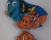 Finding Nemo children's pendulum clock