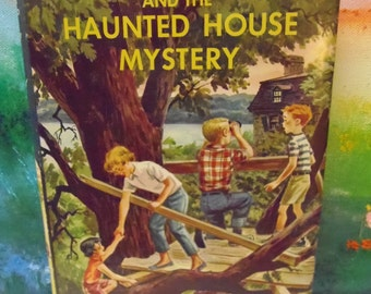 1962 The Happy Hollisters and the Haunted House Mystery