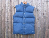 Vintage Gerry Down Vest Mens Extra Small