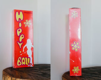 1970s Hippy Ball Game New in Box. Unopened. Lawn Game