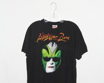 Steve Miller Band Concert T-Shirt Vintage The Joker